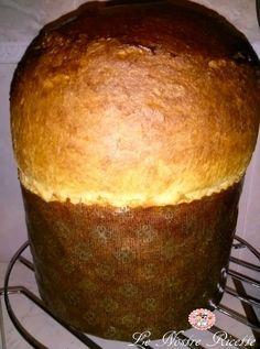 Le nostre Ricette: Panettone gastronomico600 gr di farina manitoba 250 ml di…