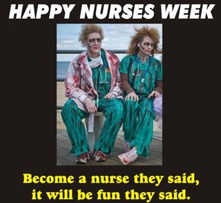 Happy Nurses Week | Funny Quotes and Pictures | Pinterest