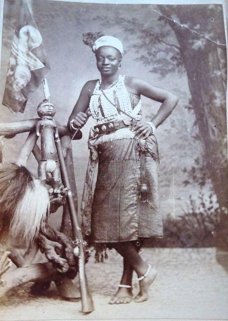 Ethnographic Arms & Armour - Dahomey cutlass ?