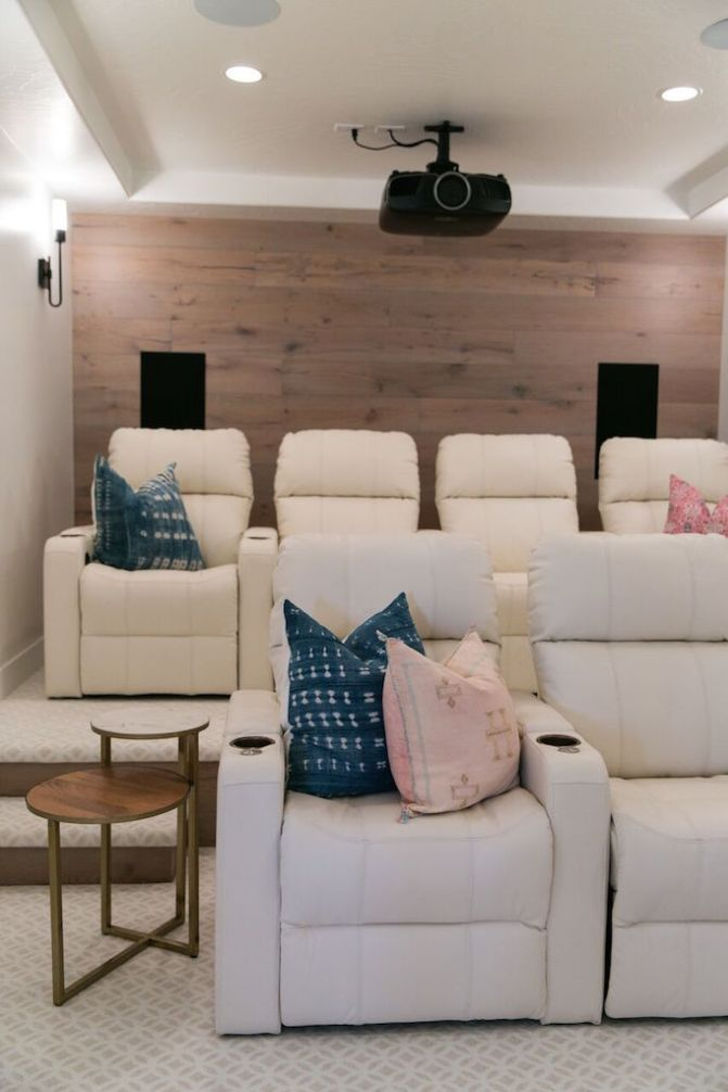 Best Of Blog 2018becki Owens Small Movie Room Media Room