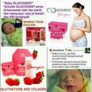 Manfaat MOMENT Glucogen untuk ibu hamil