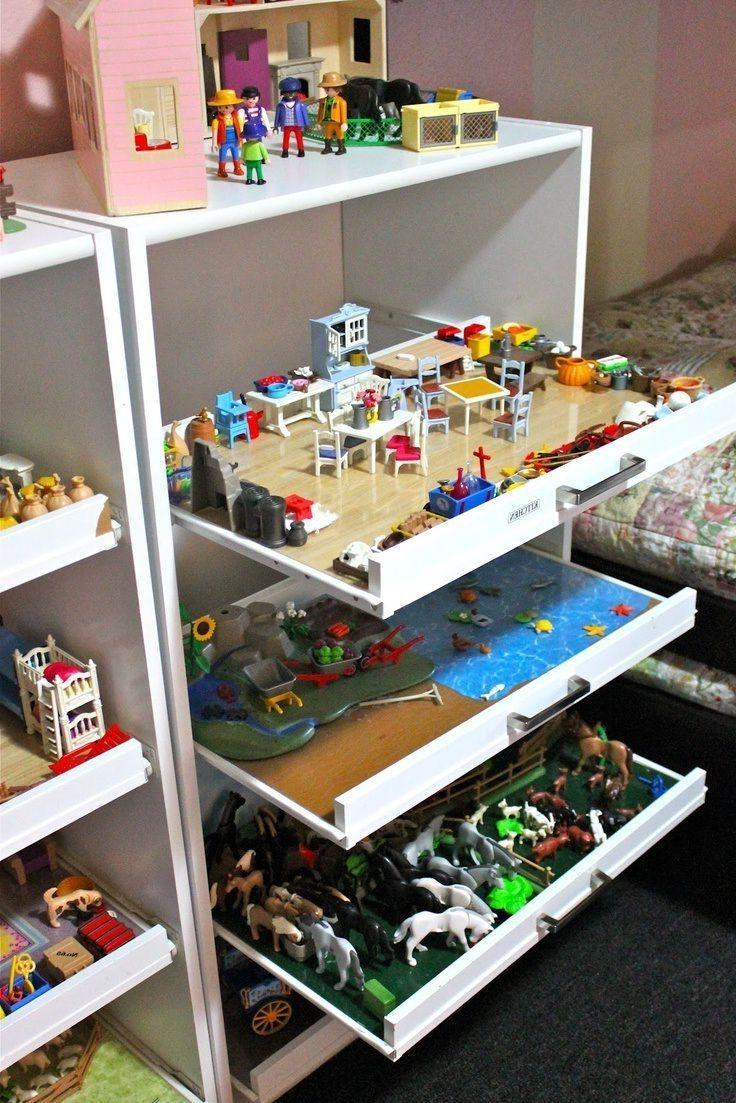les 25 meilleures id es de la cat gorie rangement lego sur pinterest rangement pour lego. Black Bedroom Furniture Sets. Home Design Ideas