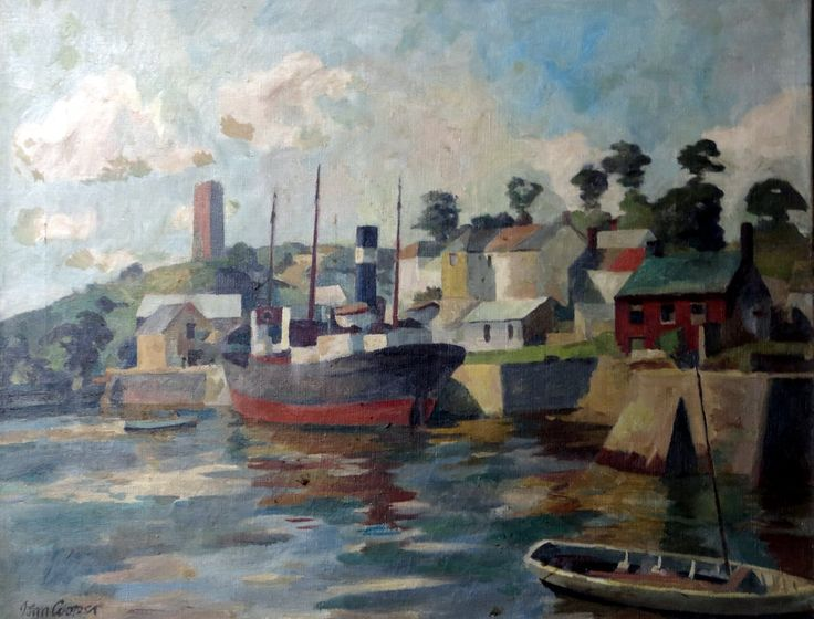 Appledore by John Cooper
