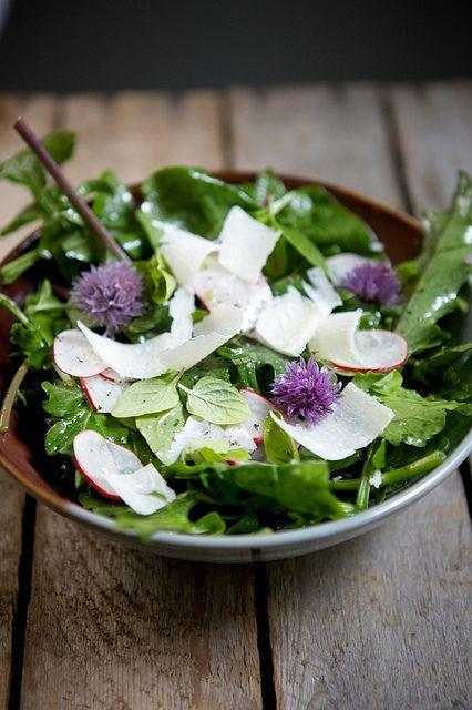 Salade fleurie , http://www.flickr.com/photos/nicolefranzen/5754927263/in/photostream/