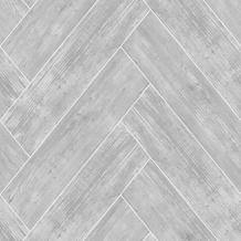 Graham & Brown Vliesbehang 32-611 Visgraat Hout Grijs | Behang | Behang | Woondecoratie | GAMMA