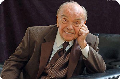 Сегодня отмечает 90-летие композитор Владимир Шаинский