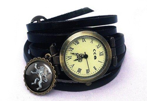 Game of Thrones Watch,Lannister Crest Ladies Watch, GOT Jewelry