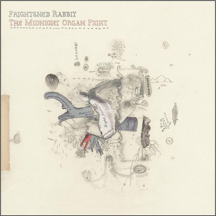 Frightened Rabbit - The Midnight Organ Fight on LP (Awaiting Repress)