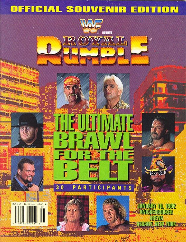 Royal Rumble 1992