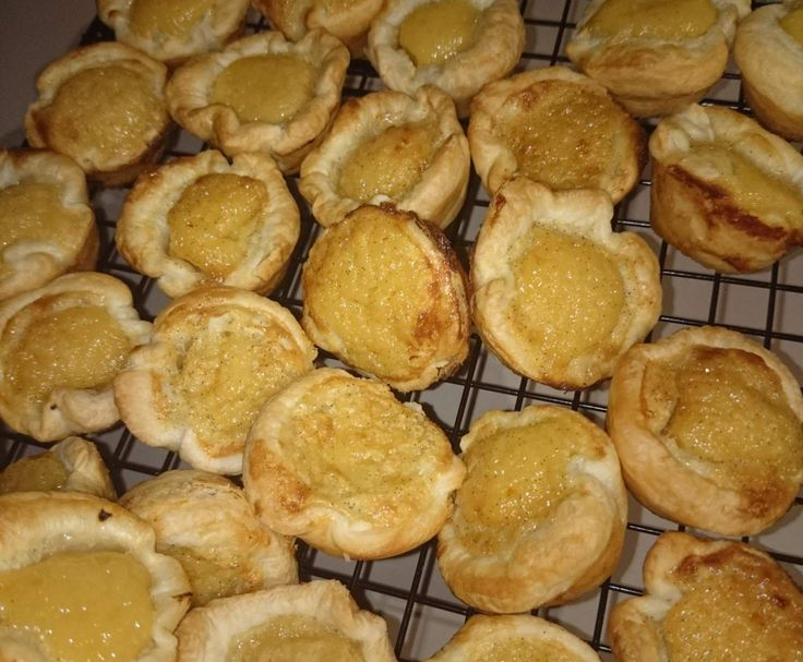 Recipe Portuguese Custard Tarts by t_minnie - Recipe of category Baking - sweet
