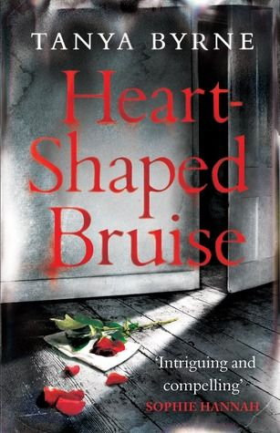 Heart-Shaped Bruise; quite interesting, possibly aimed at late teens market but nevertheless a gripping story. I enjoyed the sessions Emily has with the psychiatrist and her passionate if misguided attitude to life