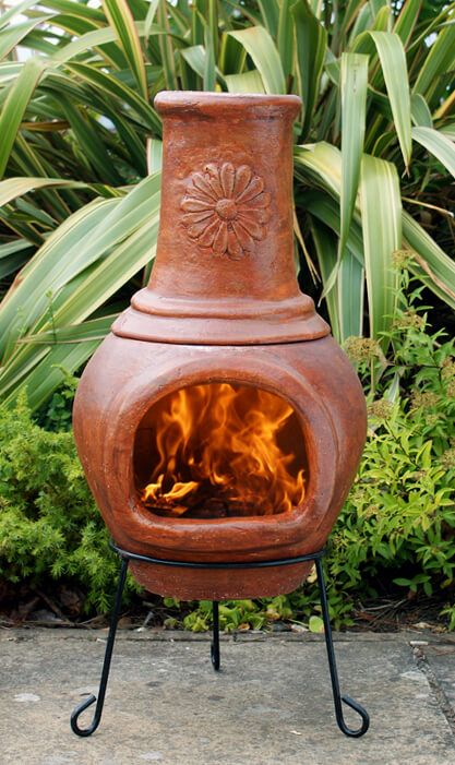How to Choose the Right Chiminea Material for You
