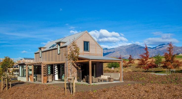 Mason and Wales Architecture - Ski Barn