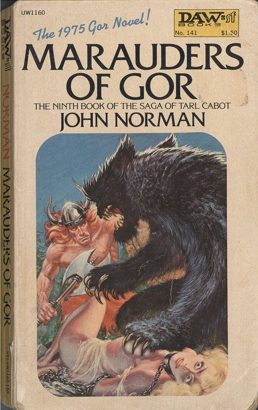 135 best gor images on pinterest norman book covers and fantasy art john norman the philosophy professor who created the barbaric world of gor fandeluxe Epub