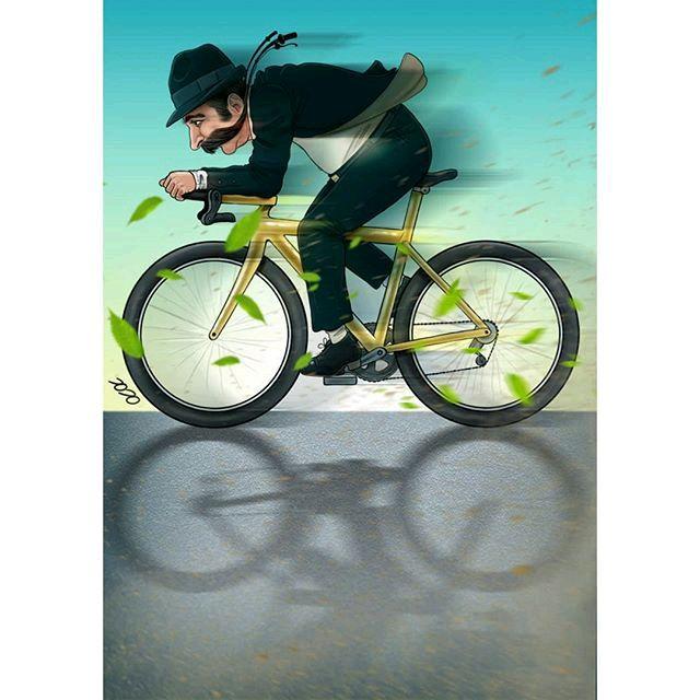 دوچرخه سبیل داره میچرخه ممنوعیت دوچرخه سواری برای بانوان در اصفهان Moped Vehicles Motorcycle