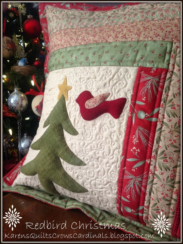 Karen's Quilts, Crows and Cardinals: My Tutorials