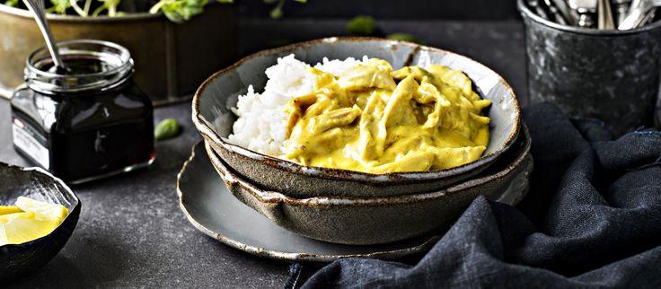 Kanaviillokki on maukas klassikko, joka valmistuu nopeasti valmiiksi kypsennetyistä broilerinkoivista. N. 0,40 €/annos.