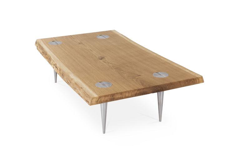 ALIIS COFFEE TABLE #BrahmansHome #BrahmansFiveElements #Brahmans #aliis #coffeetable #table #oak #wood #metal #steel #luxury #furniture #home #inspirations #packshots