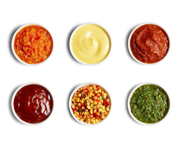 Рецепты: 7 интересных рецептов соусов для пресных, овощных блюд