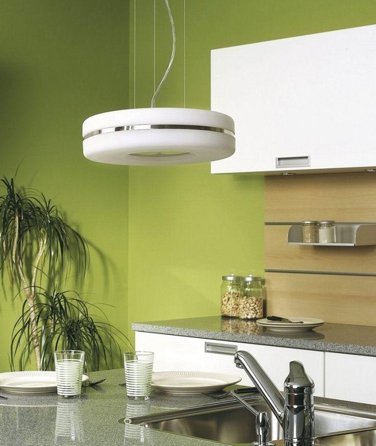 suspension design cuisine suspension kare design abatjour blanc et marron parecchi canape. Black Bedroom Furniture Sets. Home Design Ideas