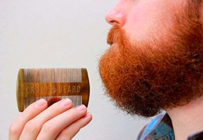 www.life4beard.ru уход за бородой щетка для бороды гребенка расчесывать бороду массаж бороды полная борода