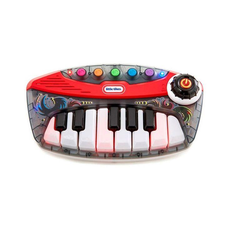 Pop Tunes - Keyboard - Tastiera Musicale Little Tikes - lalberoazzurro.net
