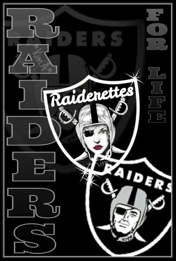 Oakland Raiders Nail Art: The 25+ Best Raiders Girl Ideas On Pinterest