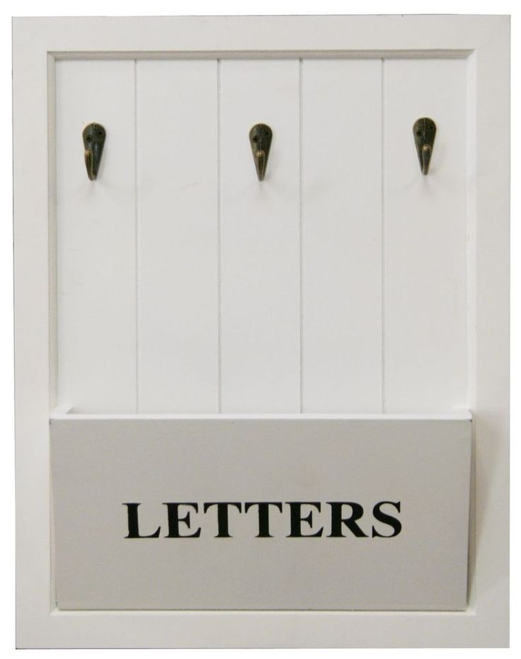 25 best ideas about letter holder on pinterest pallet home decor rustic apartment decor and - Wooden letter and key holder ...