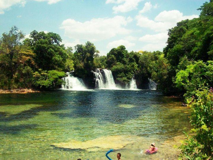 Cachoeira do Redondo, Barreiras - Bahia