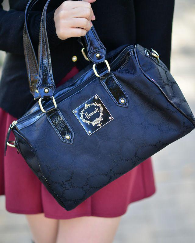 Bag : Harrods(ハロッズ)