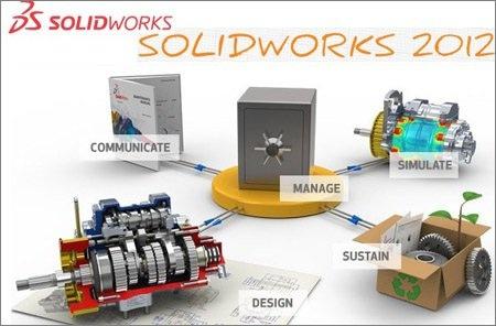 SolidWorks 2012 Görsel Eğitim Seti