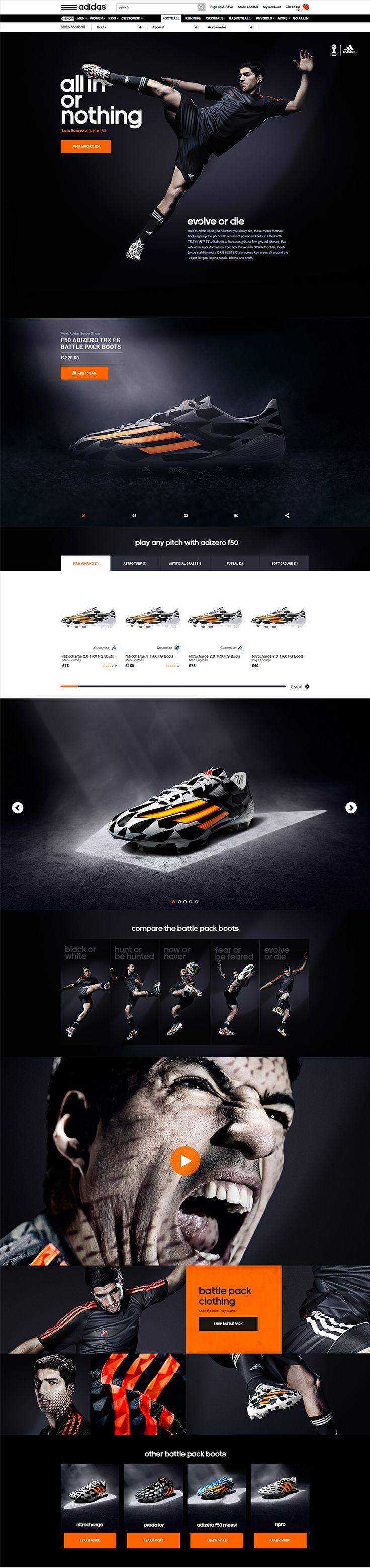 adidas - Battle Pack
