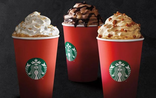 Some of us here were pretty excited about the return of the red cup, until we realised exactly how many calories were potentially lurking within each one.  Fact is, drinking too many of those delicious gingerbread lattes, festive eggnog treats and decadent hot chocolates could see us expanding to Santa-like proportions before Christmas Day has even arrived.