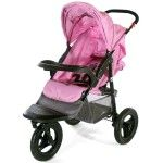Crown ST 914 Jogger Liegebuggy pink - Kollektion 2016