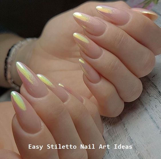 30 große Stiletto Nail Art Design-Ideen # Stilettonails – Stiletto Nails
