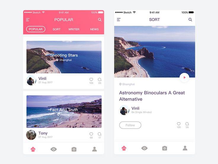 App - Travel