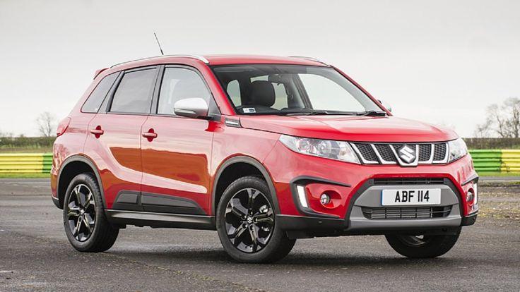 The New 2016 Suzuki Vitara S