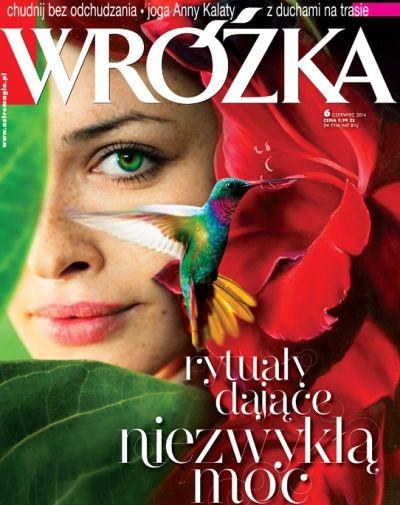 """""""WRÓŻKA"""" czerwiec 2014"""