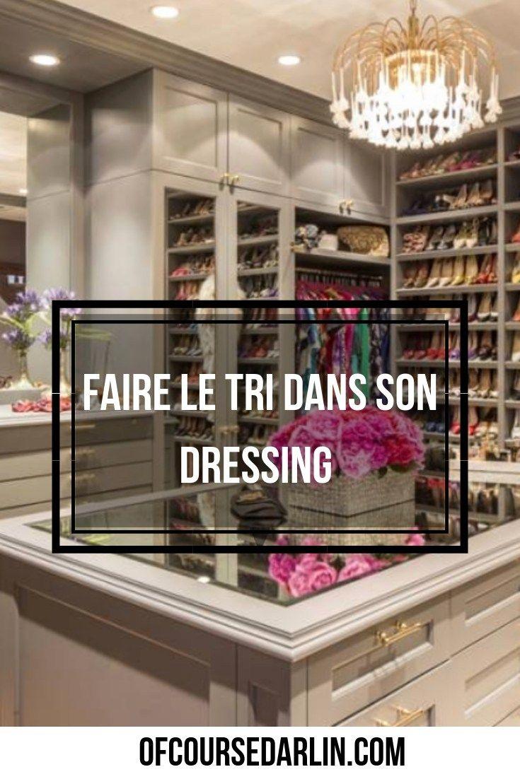 Faire Le Tri Dans Son Dressing Avec Images Faire Le Tri Faire