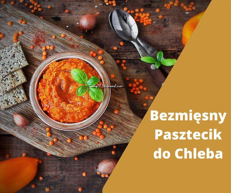 Najzdrowszy bezmięsny pasztecik do chleba>>  http://www.mapazdrowia.pl/przepisy/bezmiesny-pasztecik/