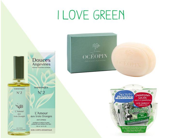 Vanity Doux Good - I love Green #douxgood #vanity #cadeau