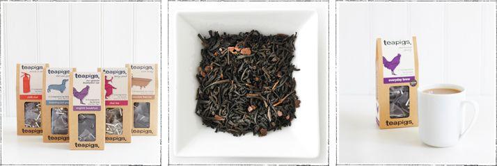 we love our black teas :)
