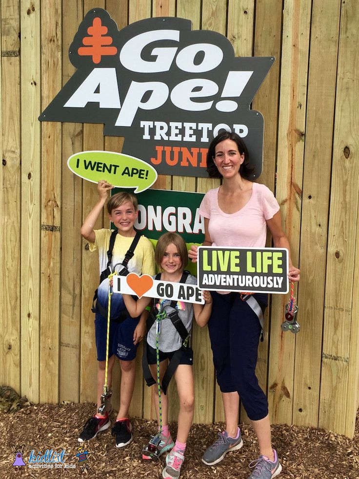 Treetop Junior Chicago is open! Experience Go Ape for kids, a unique adventure that definitely belongs on your bucket list. Get tips and a discount code!