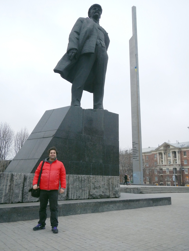My travel to Donetsk