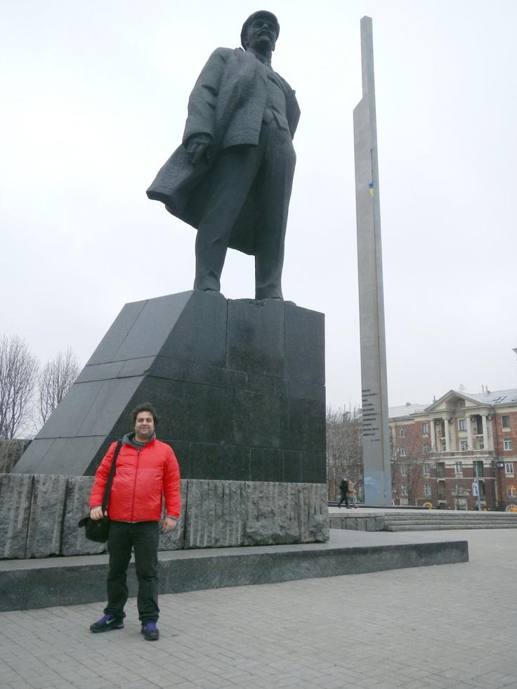 My travel to Donetsk