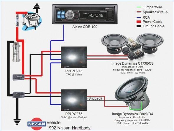 Crutchfield Speaker Wiring Diagram In 2020