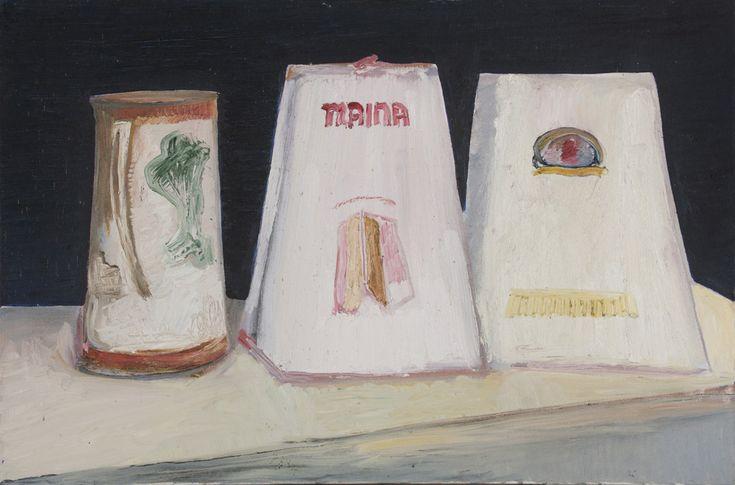 Three Sisters - 24 x 36 - 2005.jpg (1000×660)