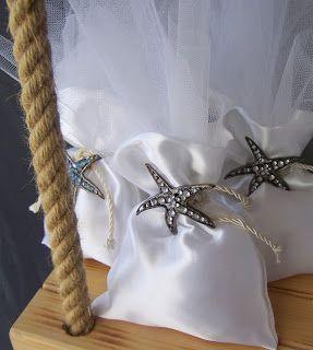 μπομπονιέρα γάμου με μεταλλικό στοιχείο