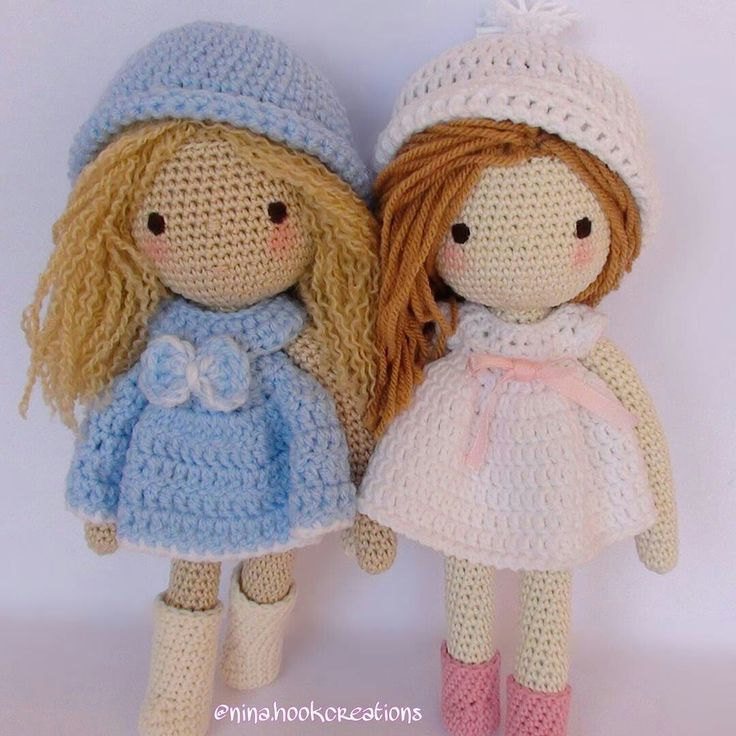 17 Best images about Crochet doll on Pinterest Girl ...