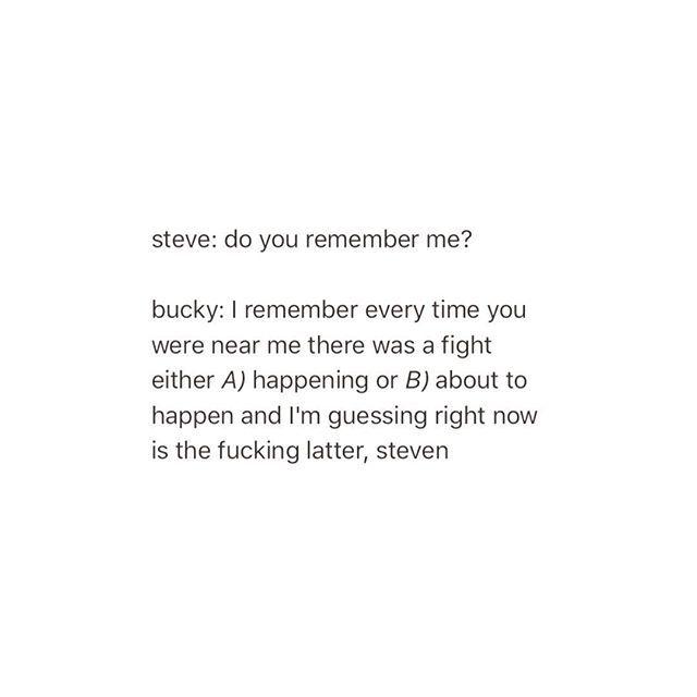 Steve has a problem